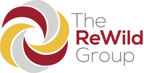 the rewild group logo