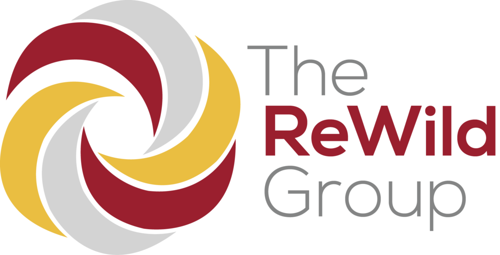 the rewild group logo